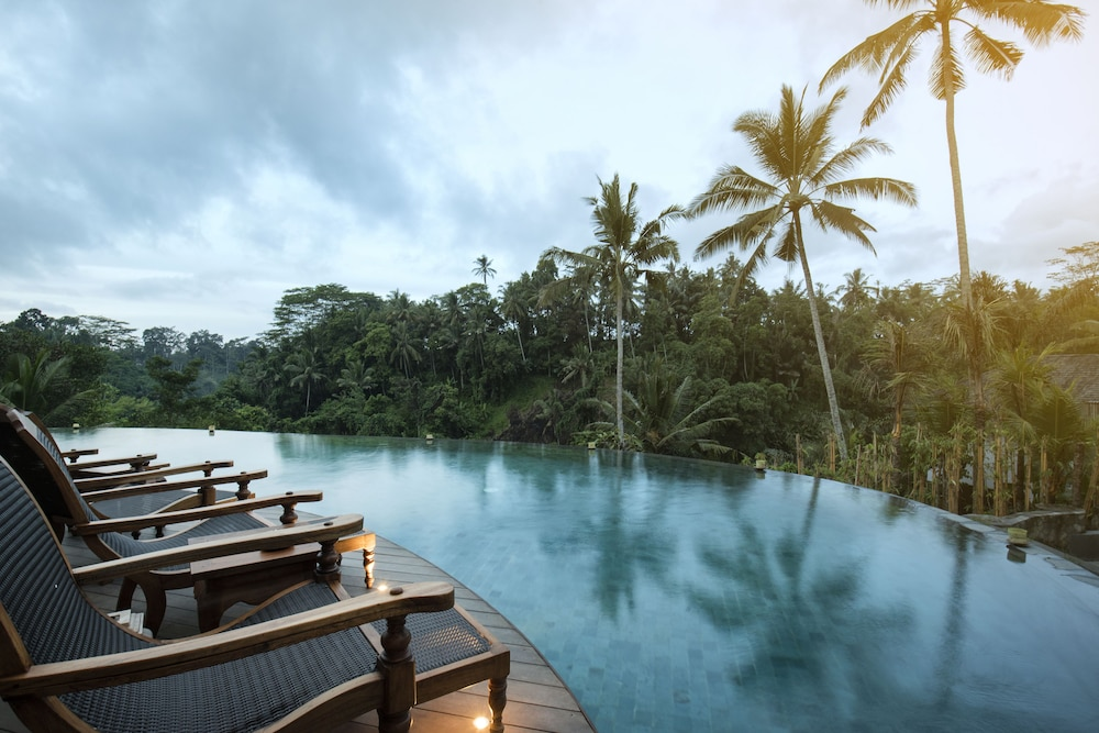 Natural Pool, Natya Resort Ubud