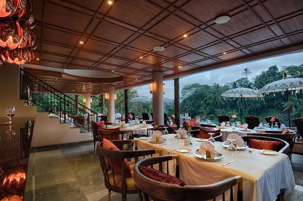 Outdoor Banquet Area, Natya Resort Ubud