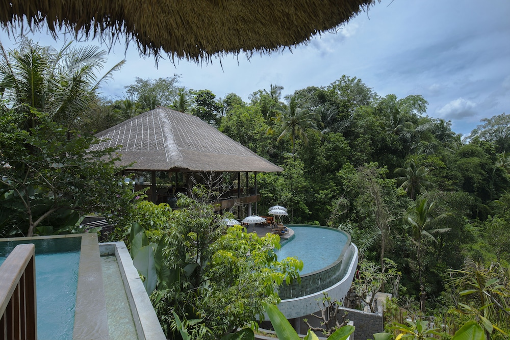 Infinity Pool, Natya Resort Ubud