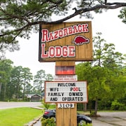 The Razorback Lodge