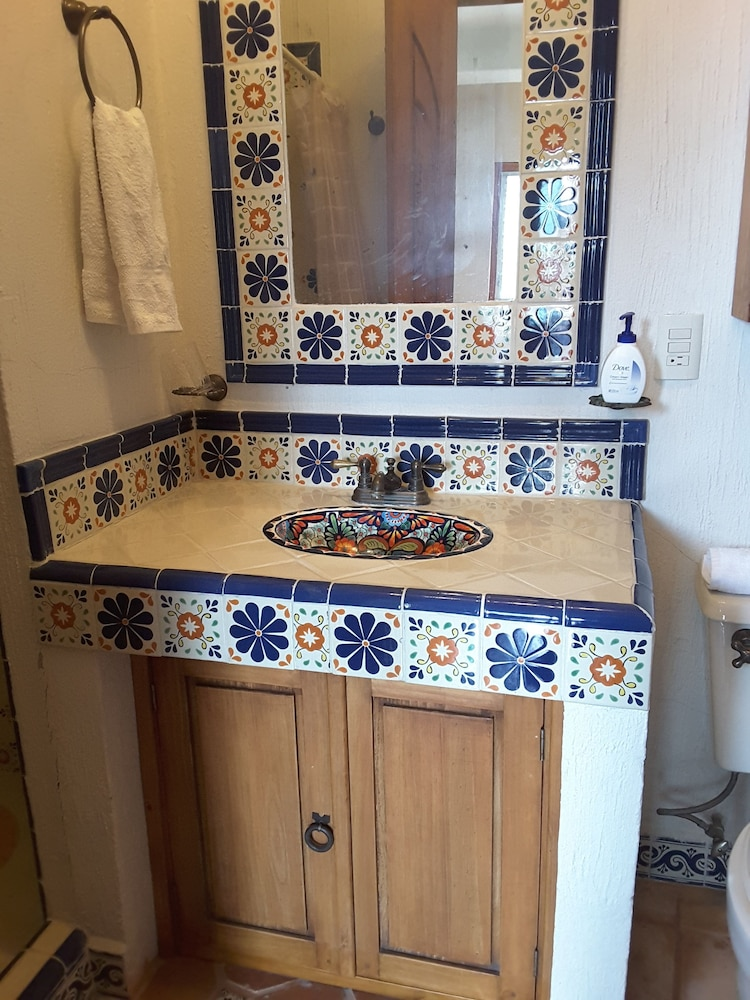 Bathroom Sink, Hotelito Casa Dionisio