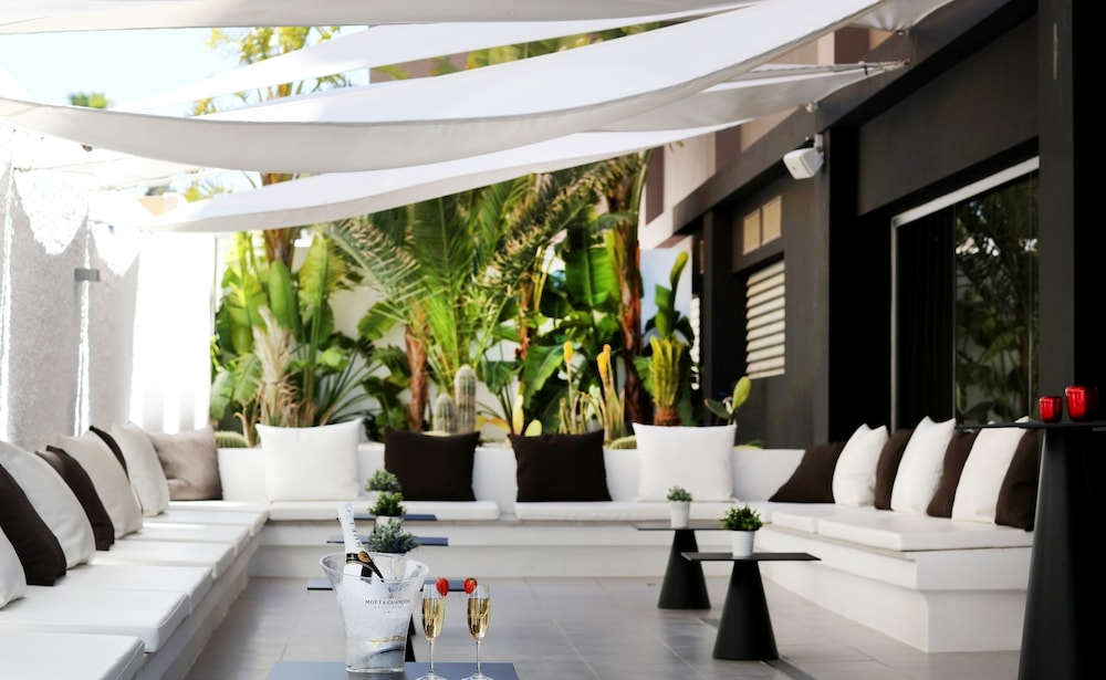 Terrace/Patio, AxelBeach Ibiza Spa & Beach Club - Adults Only