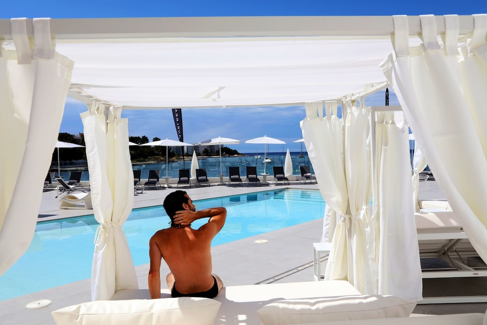 Outdoor Pool, AxelBeach Ibiza Spa & Beach Club - Adults Only