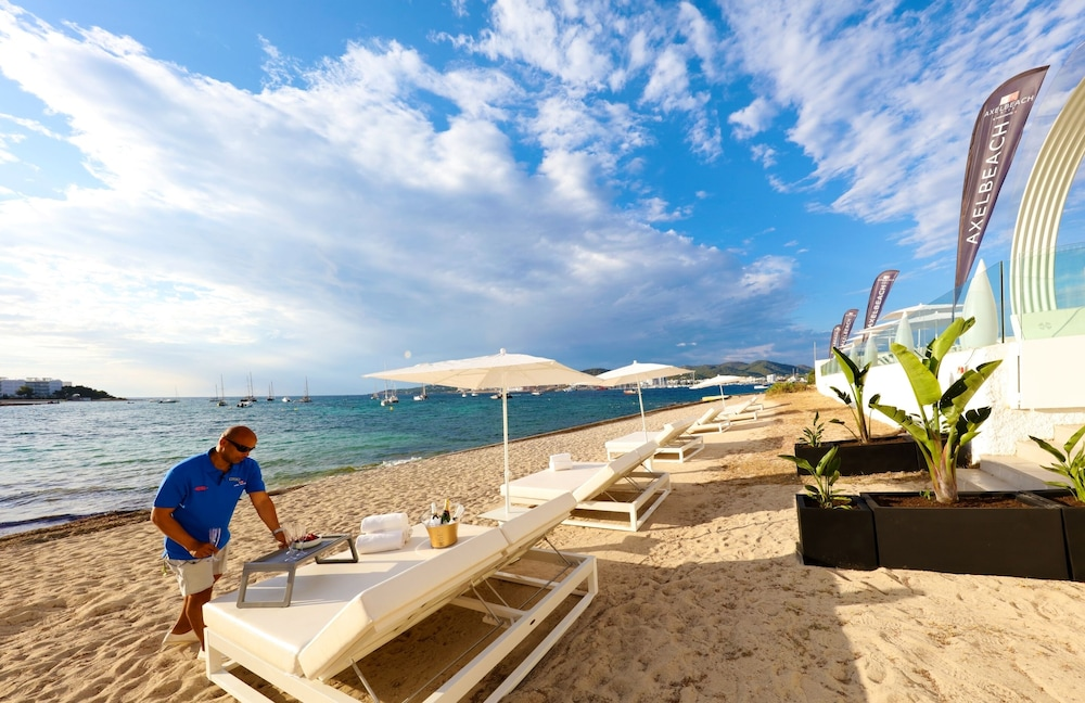 Beach, AxelBeach Ibiza Spa & Beach Club - Adults Only