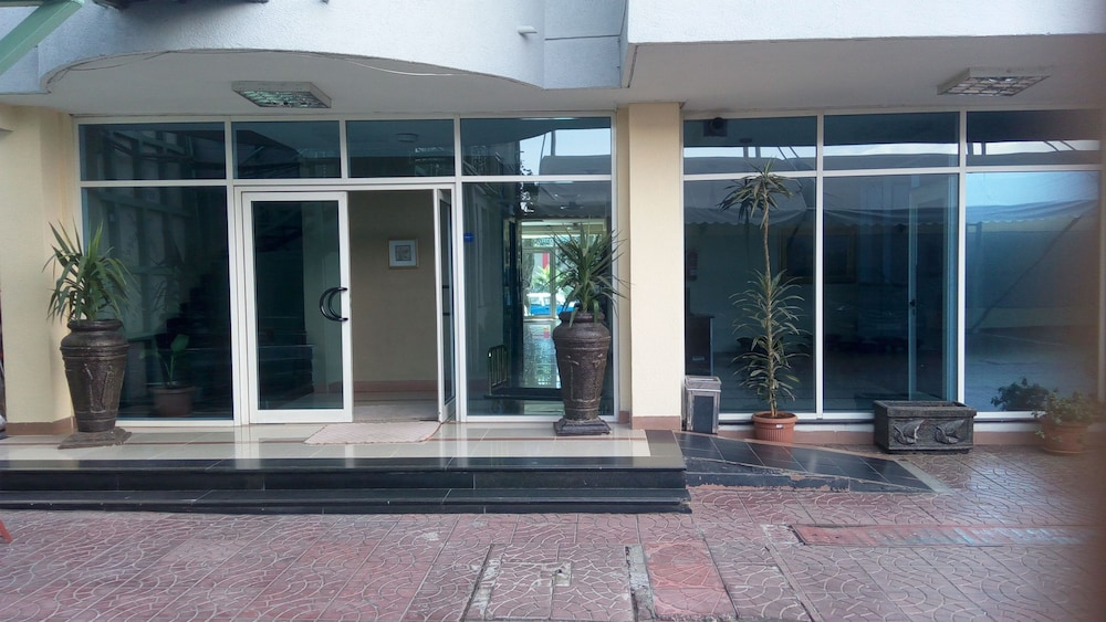 Property Entrance, Diplomat Luxury Furnished Apartments