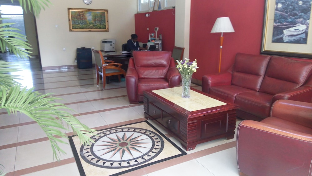 Lobby Sitting Area, Diplomat Luxury Furnished Apartments