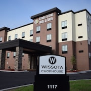 Cobblestone Hotel & Suites Stevens Point