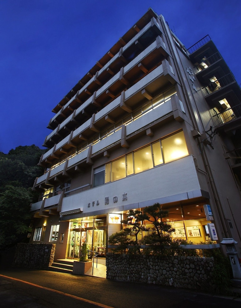 Front of Property - Evening/Night, Hotel Yunomoto