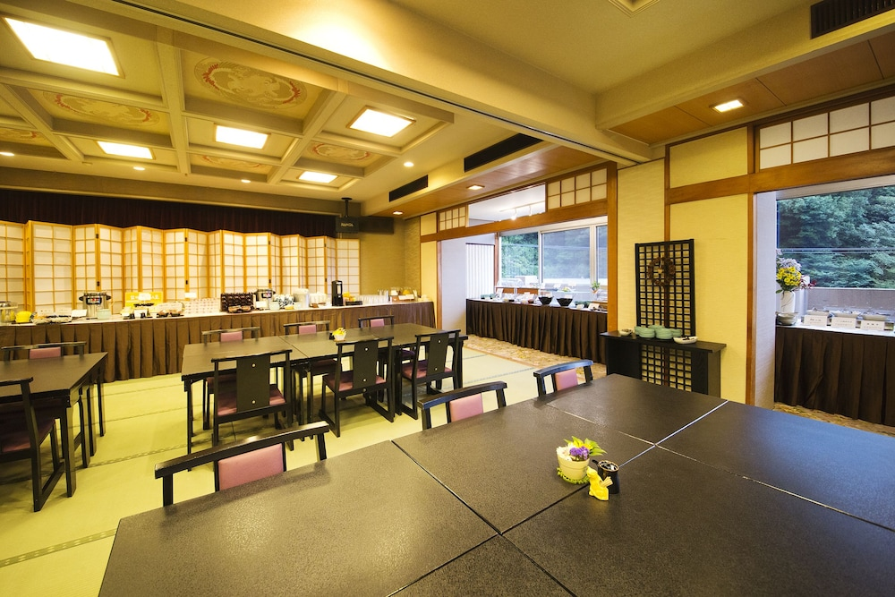Breakfast Area, Hotel Yunomoto