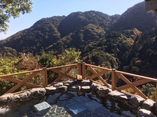 View from Property, Hotel Yunomoto