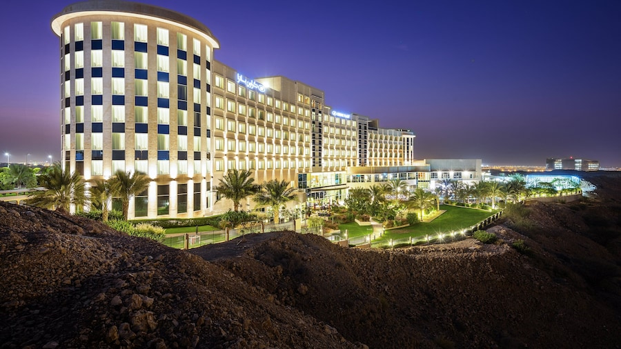 Crowne Plaza Muscat OCEC, an IHG Hotel