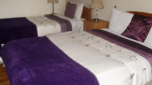 Iron/ironing board, rollaway beds