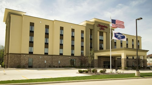 Hampton Inn Decatur/Mt Zion