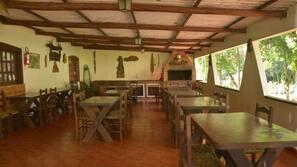 Área para churrasco/piquenique