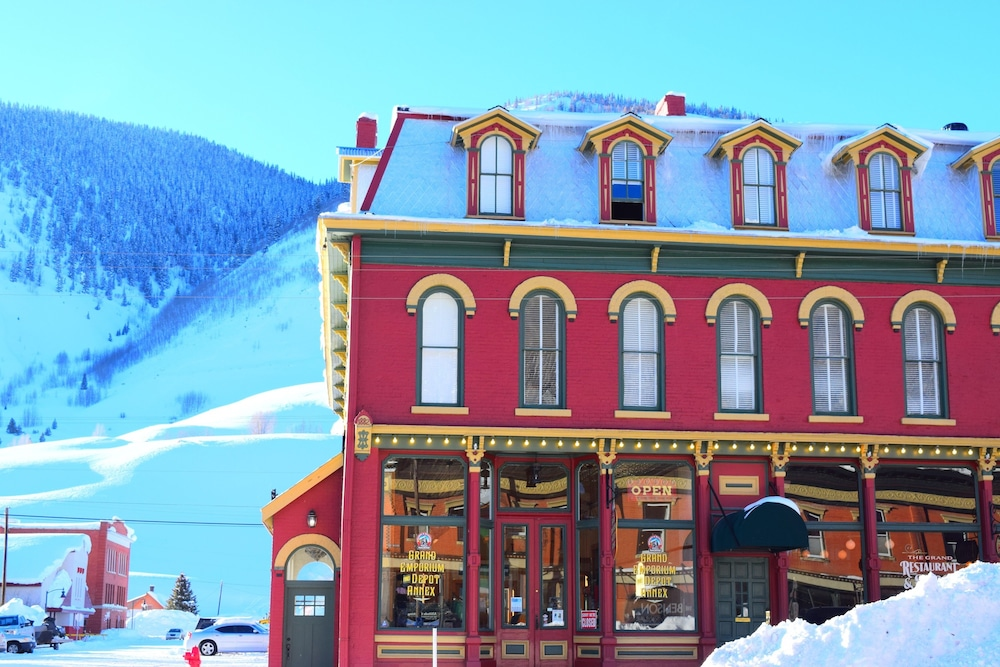 Grand Imperial Hotel In Silverton Hotel Rates Reviews On Orbitz