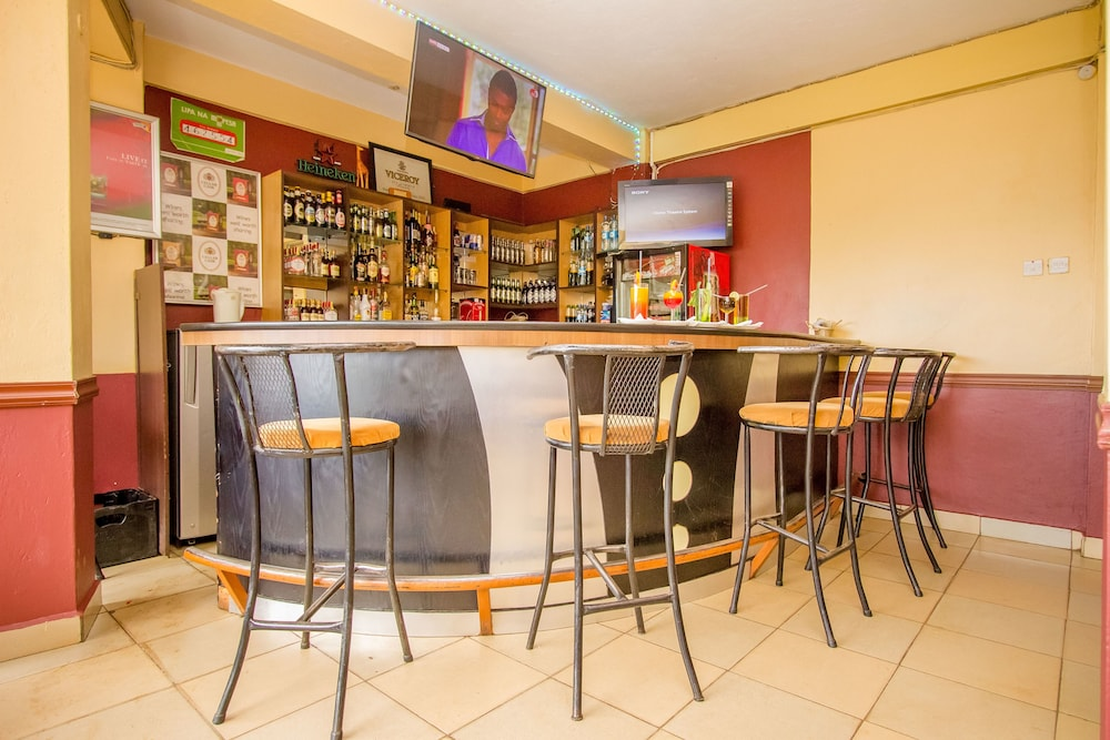 Bar, Eland Safari Hotel Nyeri
