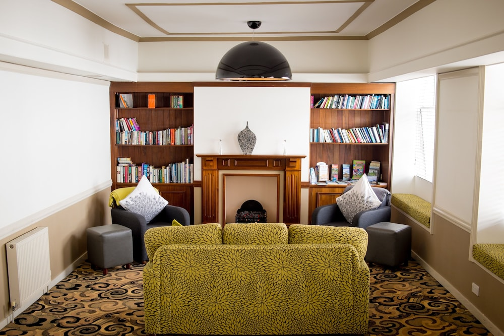 Library, Mannings Hotel