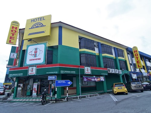NIDA Rooms Sitiawan Lumut Waterfront Groove