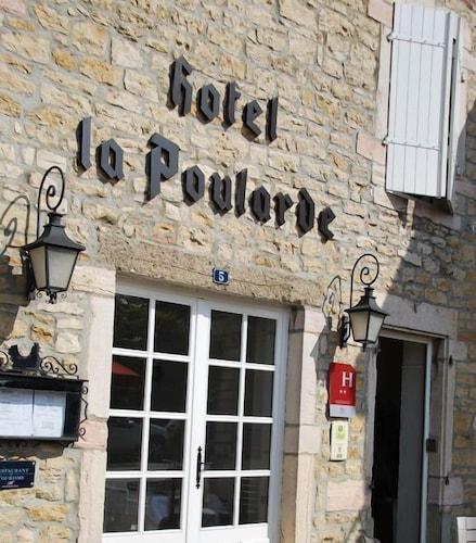 Hotel La Poularde Louhans