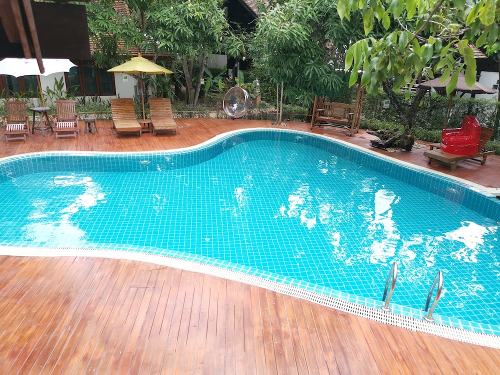 Pool, Mango T. Villa Chiang Mai Resort