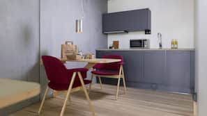 Decoración individual, mobiliario individual, escritorio
