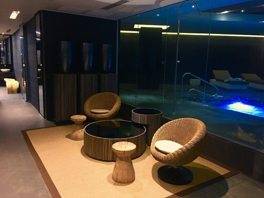 Spa Reception, ICON Hotel