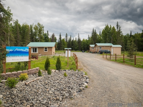 Check Expedia for Availability of Alaska's Bonita Cabins