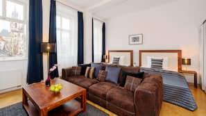 1 Schlafzimmer, Zimmersafe, Bügeleisen/Bügelbrett, Babybetten