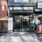 K- Grand Hostel Dongdaemun