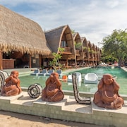 Mola Mola Resort Gili Air Lombok
