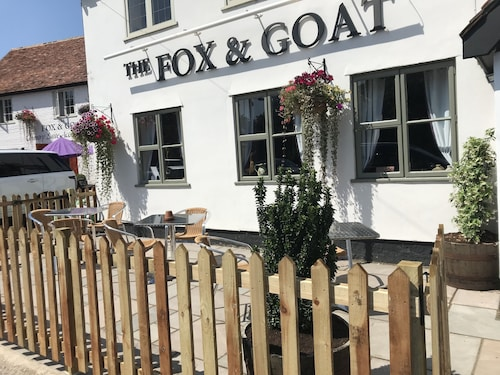The Fox and Goat