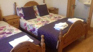 Soundproofing, free cots/infant beds, free rollaway beds, free WiFi