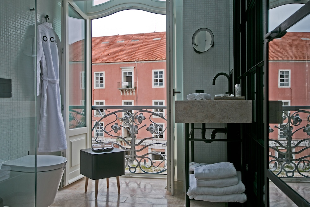Bathroom, 1908 Lisboa Hotel