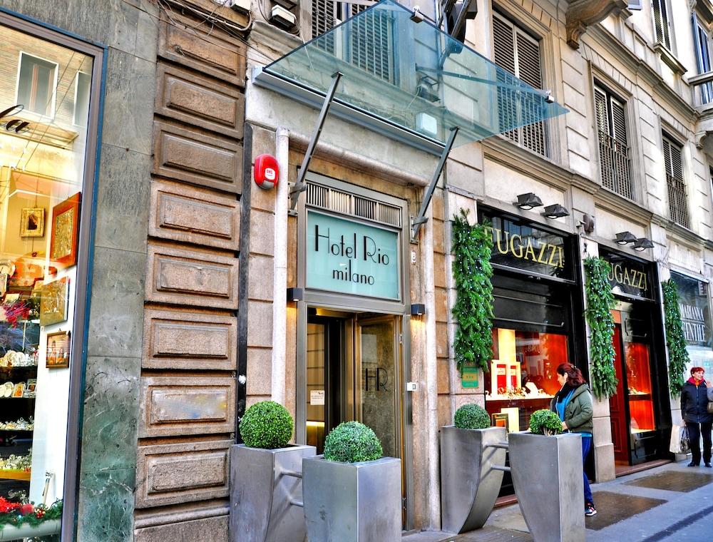 hotel rio milano italia