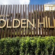 DreamScape Apartment at Golden Hill