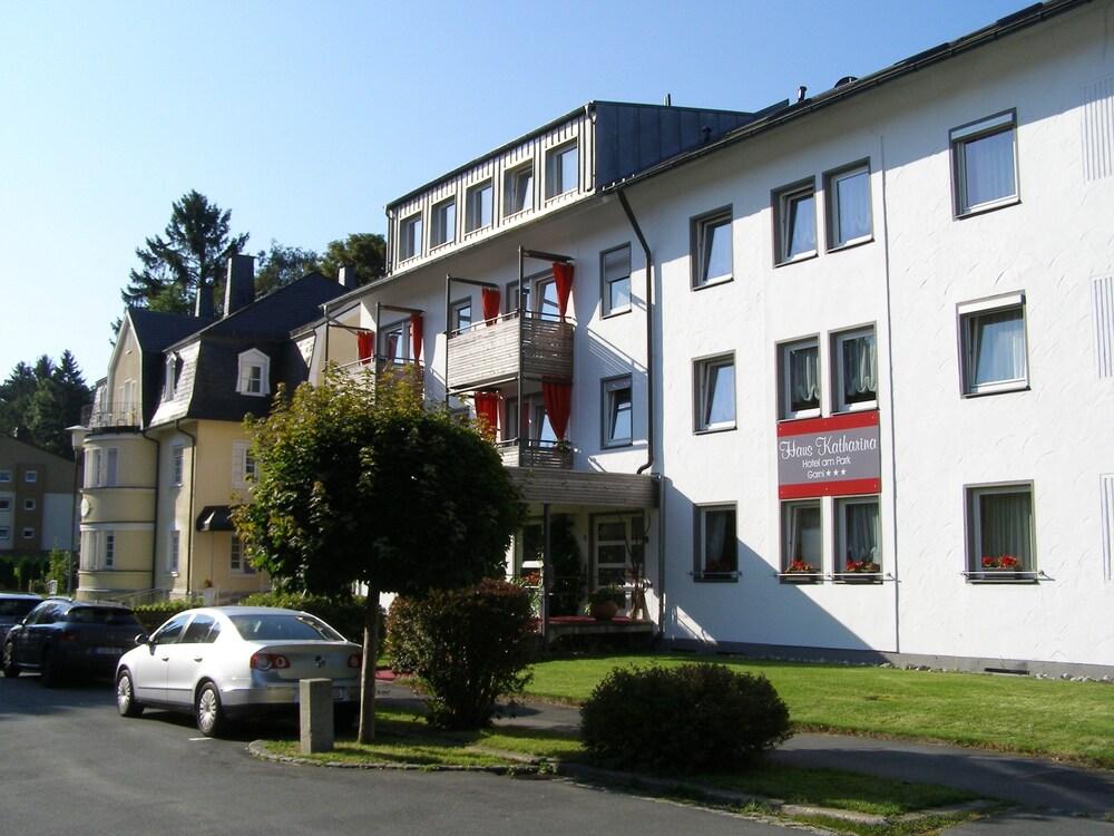 Haus Katharina Hotel am Park Bad Steben