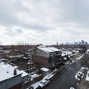 Luxury LeslieVille Loft - 2 Bedroom 2 Bathroom
