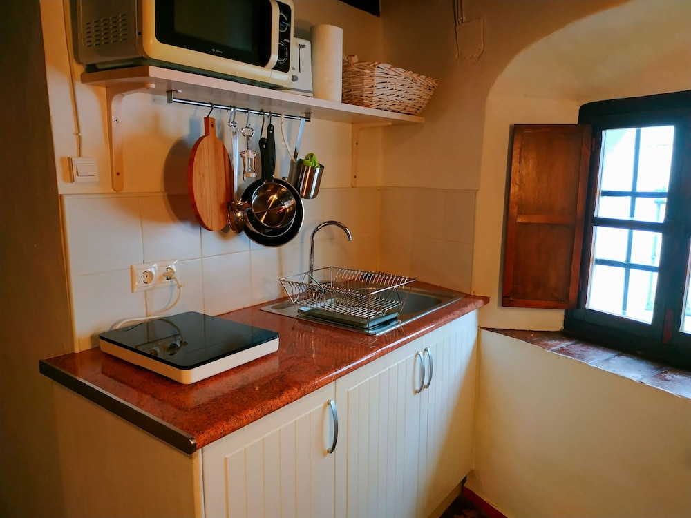Private Kitchenette, Casa Campana