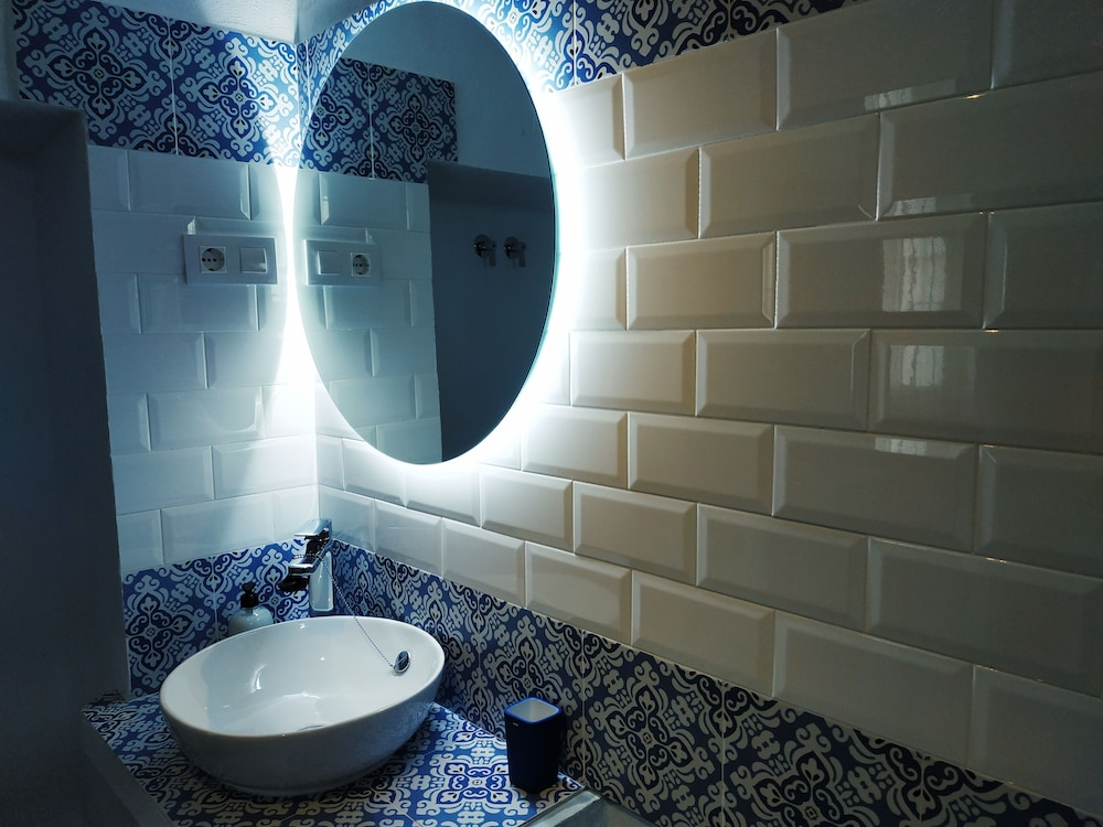 Bathroom, Casa Campana
