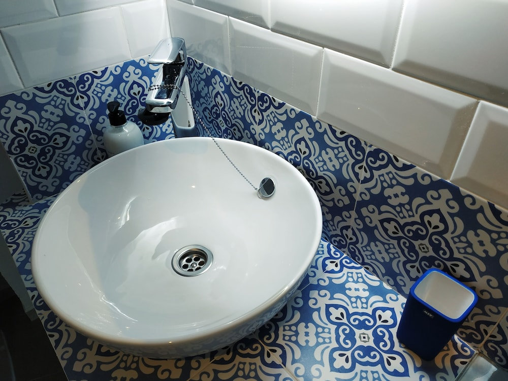 Bathroom Sink, Casa Campana