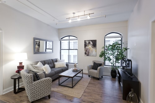 Great Place to stay Posh 2BR in Financial District by Sonder near Boston