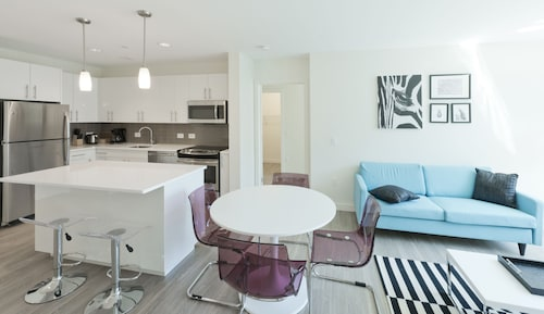 Sleek 2BR in Lower Allston by Sonder
