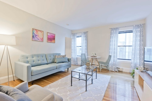 Sleek 1BR in Back Bay by Sonder