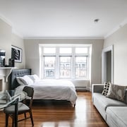 Classic Studio in Back Bay by Sonder