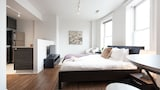 Airy Studio in South Loop by Sonder - Chicago Hotels