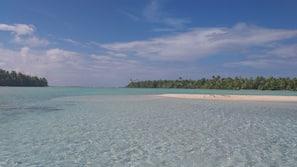 Scuba diving, snorkeling, fishing