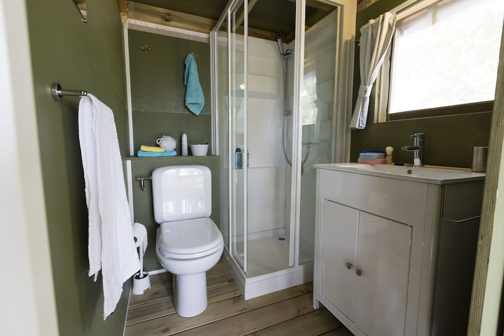Bathroom, Glamping Village Orlando in Chianti