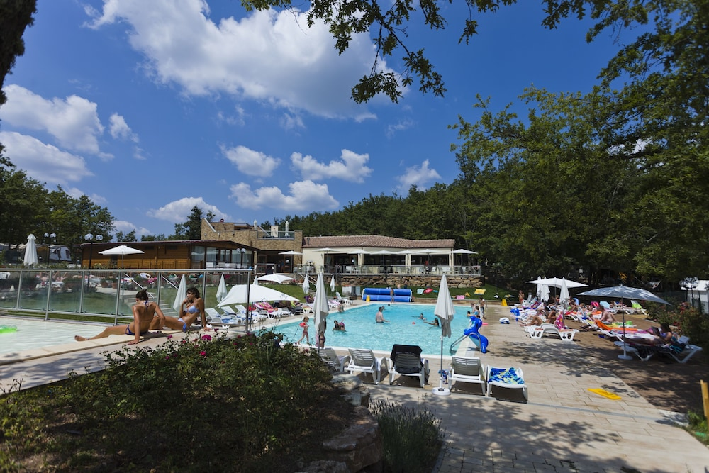 Pool, Glamping Village Orlando in Chianti