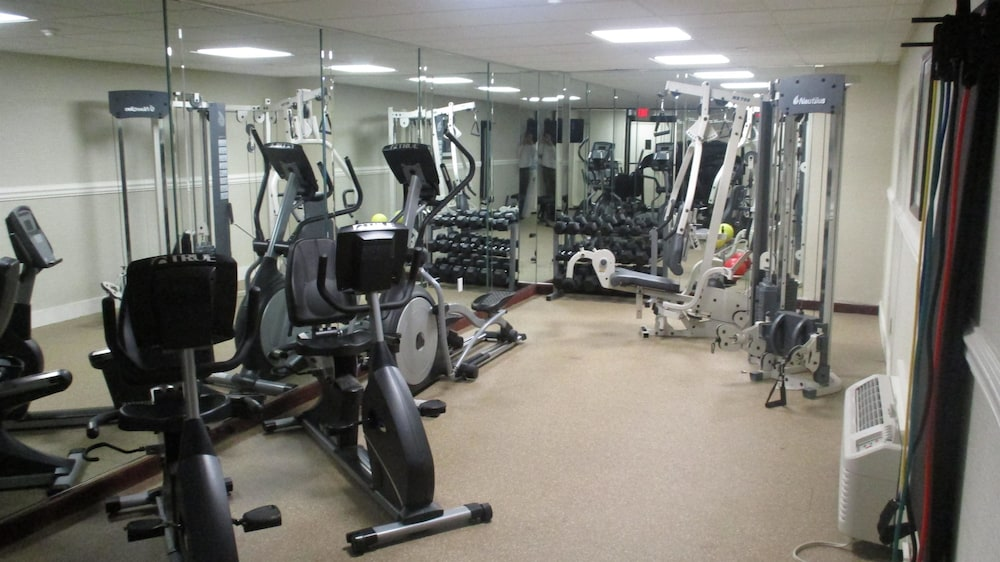 Fitness Facility, Best Western Williamsburg Historic District