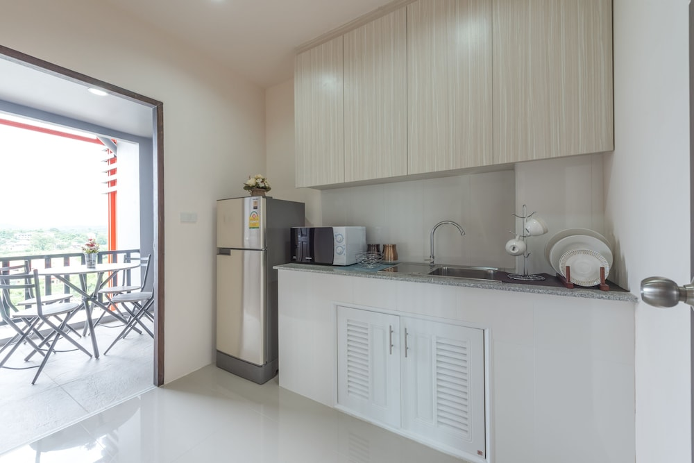 Private Kitchenette, At One Hotel Chiangrai